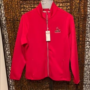NWT Antigua St Louis Cardinals jacket.
